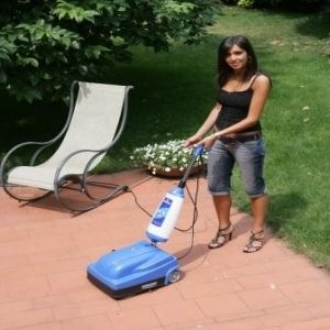 Automatic floor scrubber turbolava 2000 from cimel srl for Floor zamboni