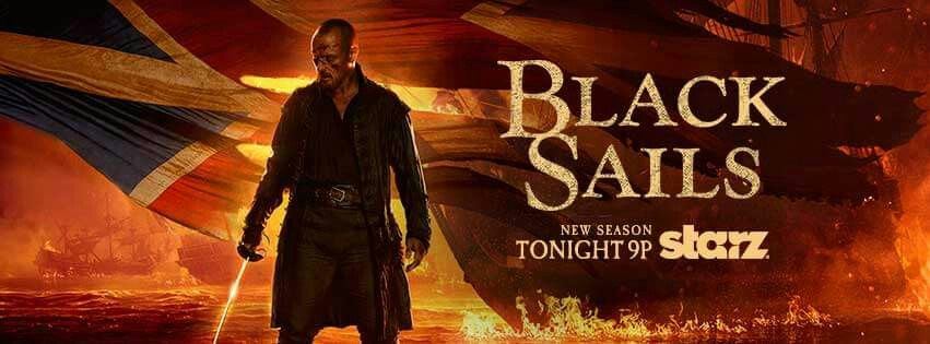Tonight! (With images) Black sails, Sailing, Starz app