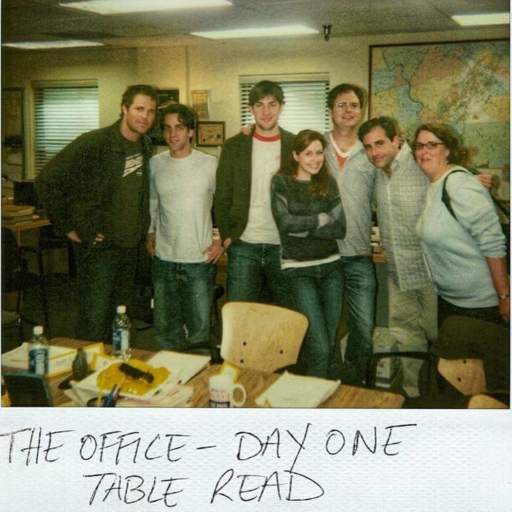 35 Behind-The-Scene Photos From