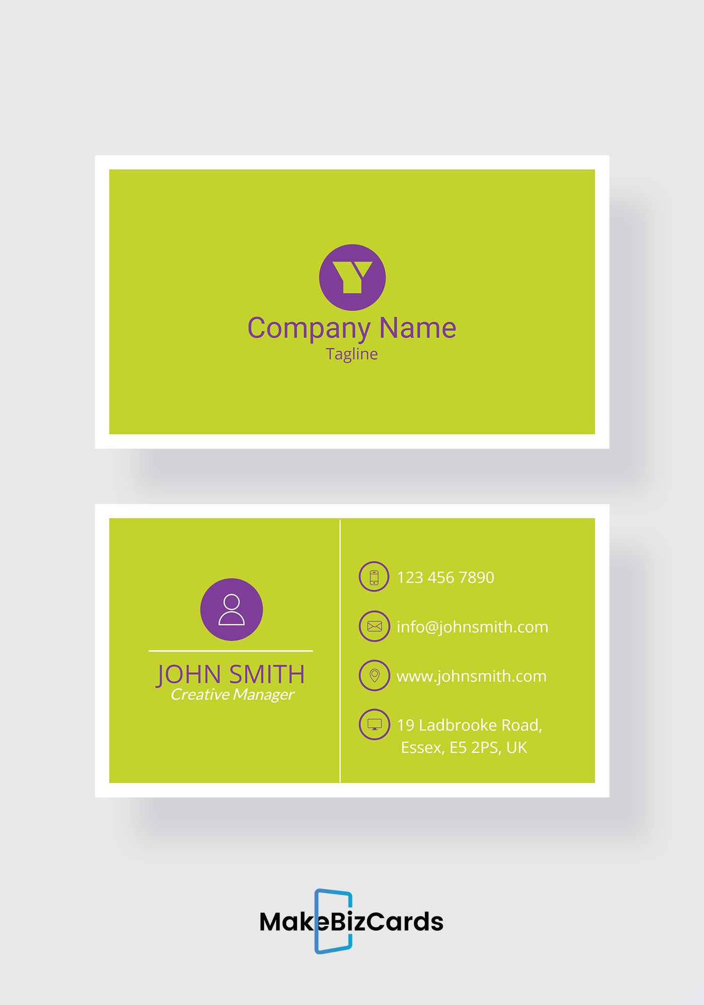 Free social worker business card template businesscard trendy free social worker business card template businesscard colourmoves