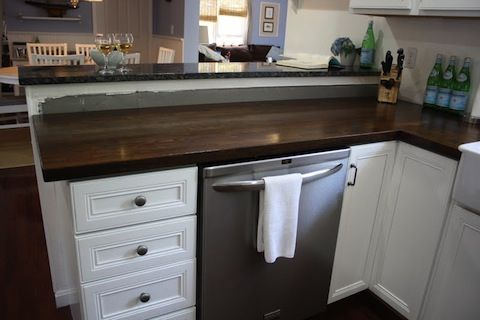 Can Butcher Block Be An Inexpensive Alternative To Granite