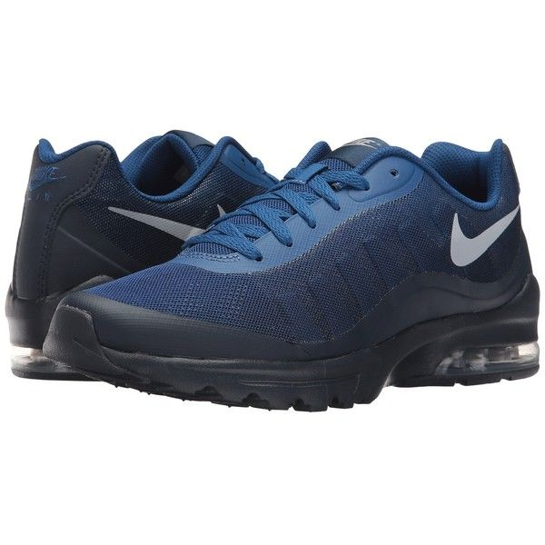 hot sale online 2ff93 77628 Nike Air Max Invigor (Gym Blue Wolf Grey Obsidian) Men s Cross... ( 90) ❤  liked on Polyvore featuring men s fashion, men s shoes, men s sneakers, ...