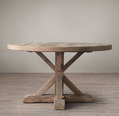 dining table restoration hardware porches pinterest hardware