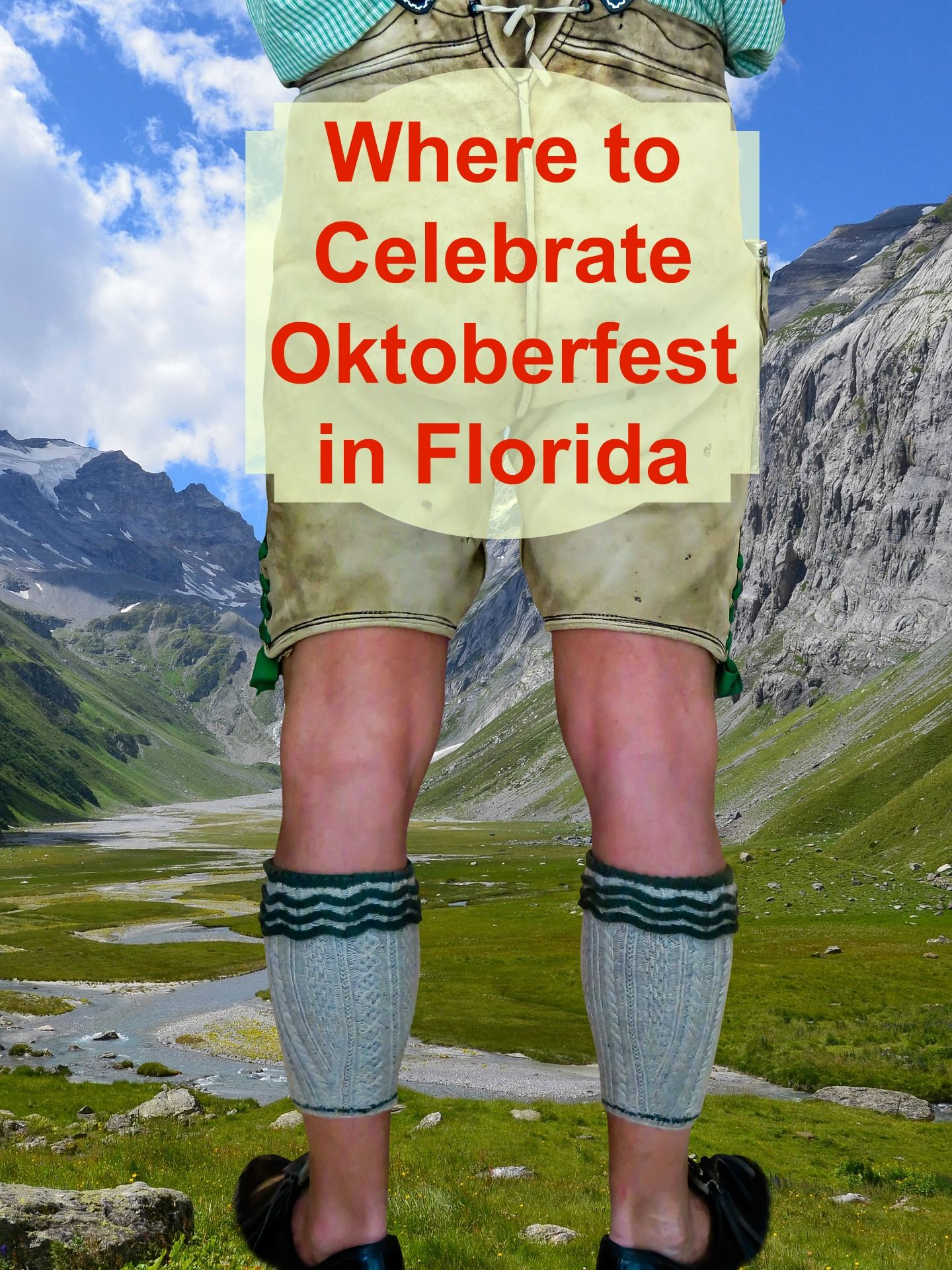 Ready to hit Oktoberfest this Fall? Find out where to go in Florida this year.    MyFamilyTravels.com