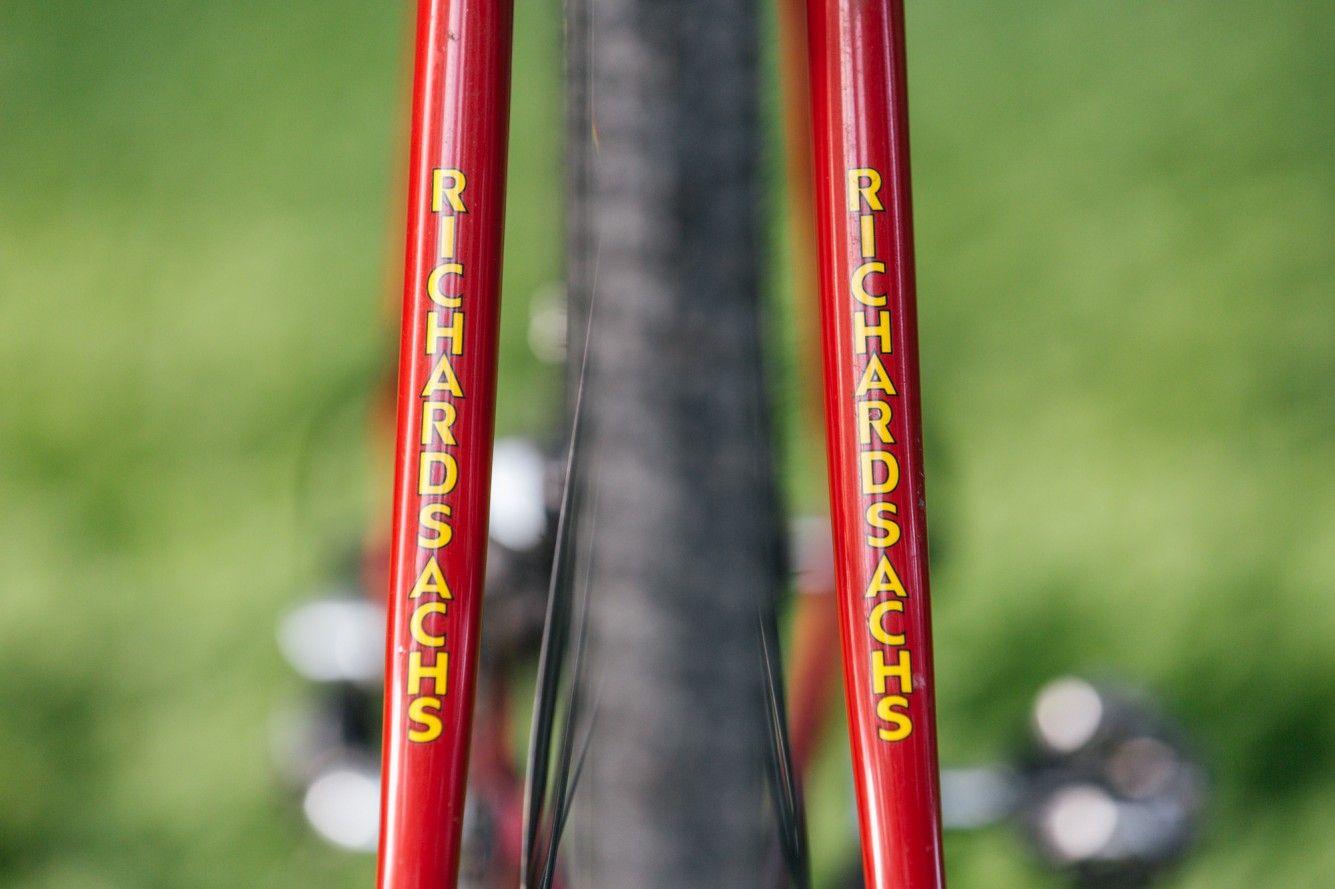 Peter's Richard Sachs Team Bike with Campagnolo Chorus 11 | The Radavist