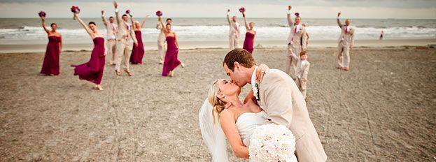 Charleston Beach Wedding The Best Beaches In World