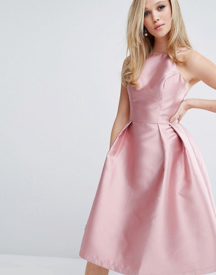 Chi Chi London Structured Satin Prom Dress Dresses Pinterest