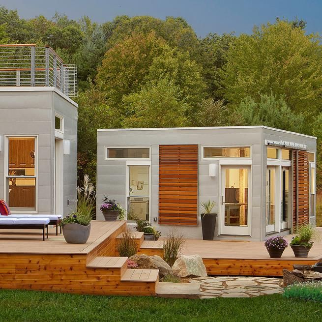 Blu Homes Pod Accessory Dwelling Unit Custom Addition ...