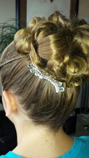 Junior Bridesmaid Hair Bridesmaid Hair Rachel Hair Hair