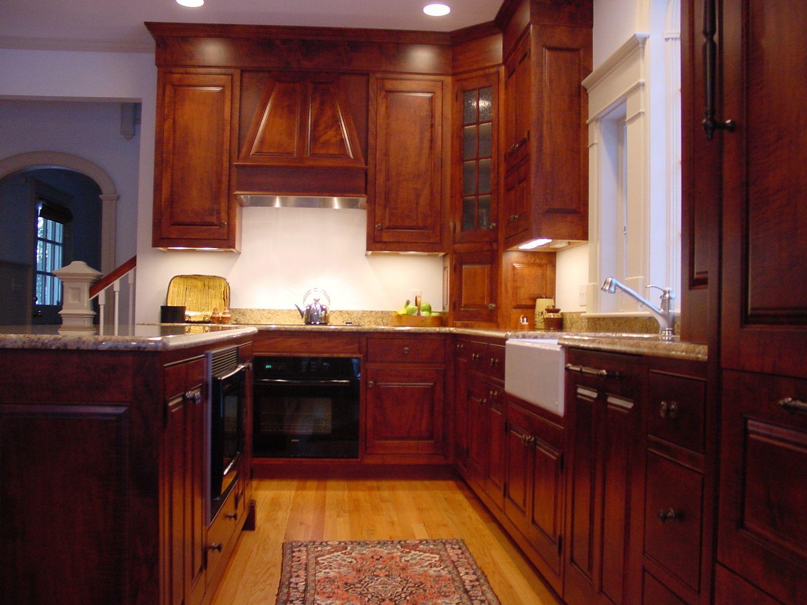 Tiger Maple Kitchen   Maple kitchen, Kitchen