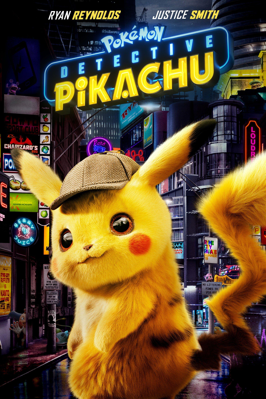 Filmesdeaventura Pikachu Pokemon Detetivepikachu