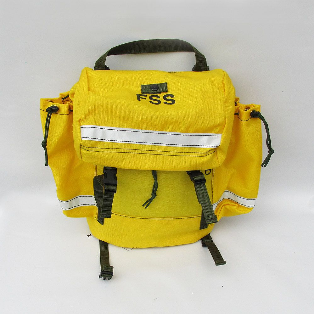 U S Forest Service Firefighters Field Pack Backpack New Old Stock Backpacking Packing Forest Service Military Surplus