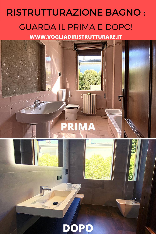Ristrutturazione Bagno Padova Prima E Dopo I Lavori 2020 Bagno Casa Dolce Casa Progettazione Bagno
