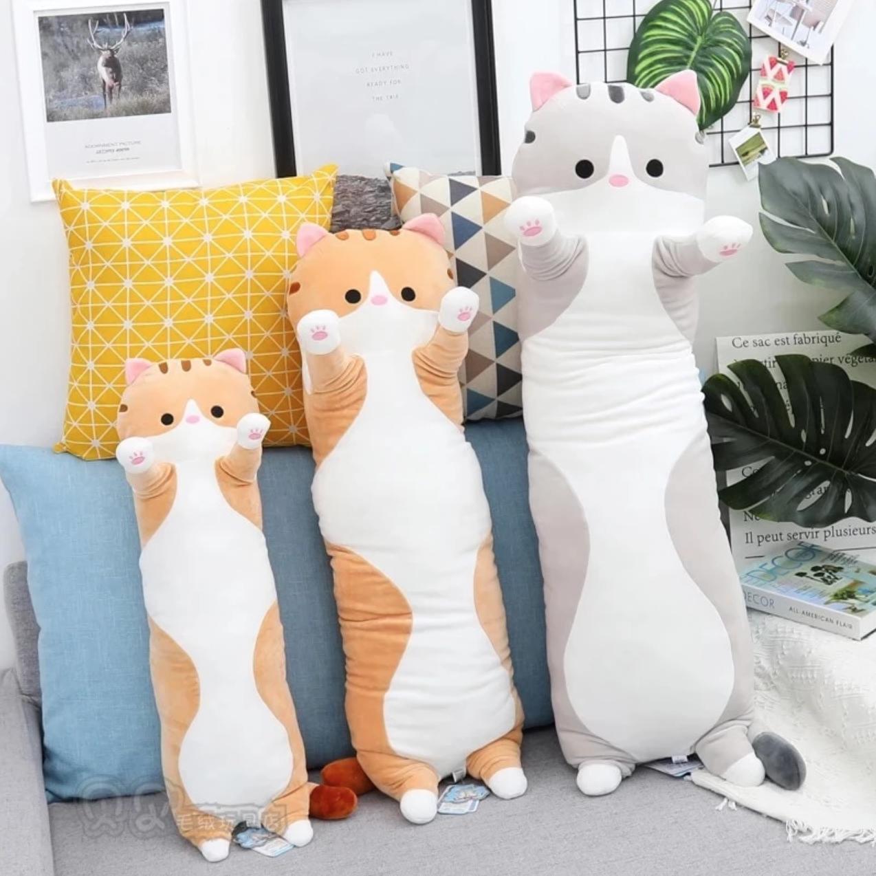 - Kawaii Stationery amp Plush Shop - Kawaii Stationery amp Plush Shop Our Stand Up Long Cat Soft Stuf