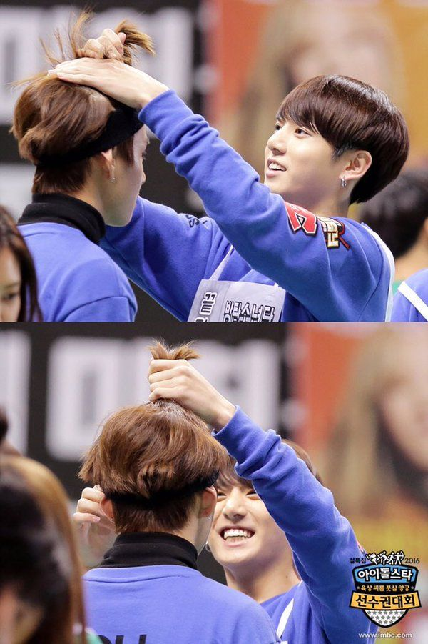 Just Vkook things <3