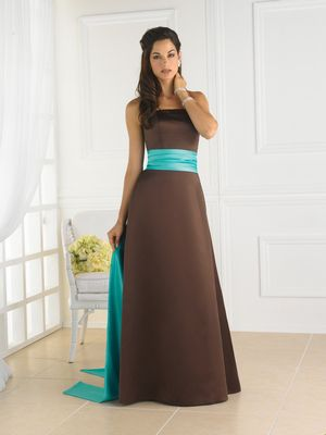 Yes Want One With Red Instead Of The Blue And This One And I Got My Bridesmai Chocolate Bridesmaid Dresses Teal Bridesmaid Dresses Unique Bridesmaid Dresses
