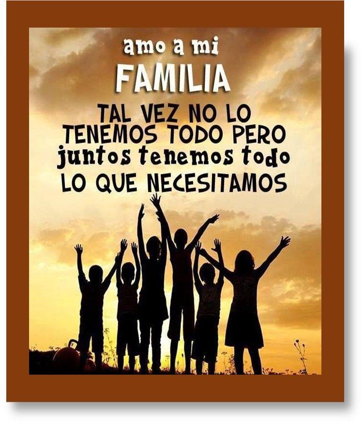 Frases De Familia Unida Cortas Frases Bonitas Familia