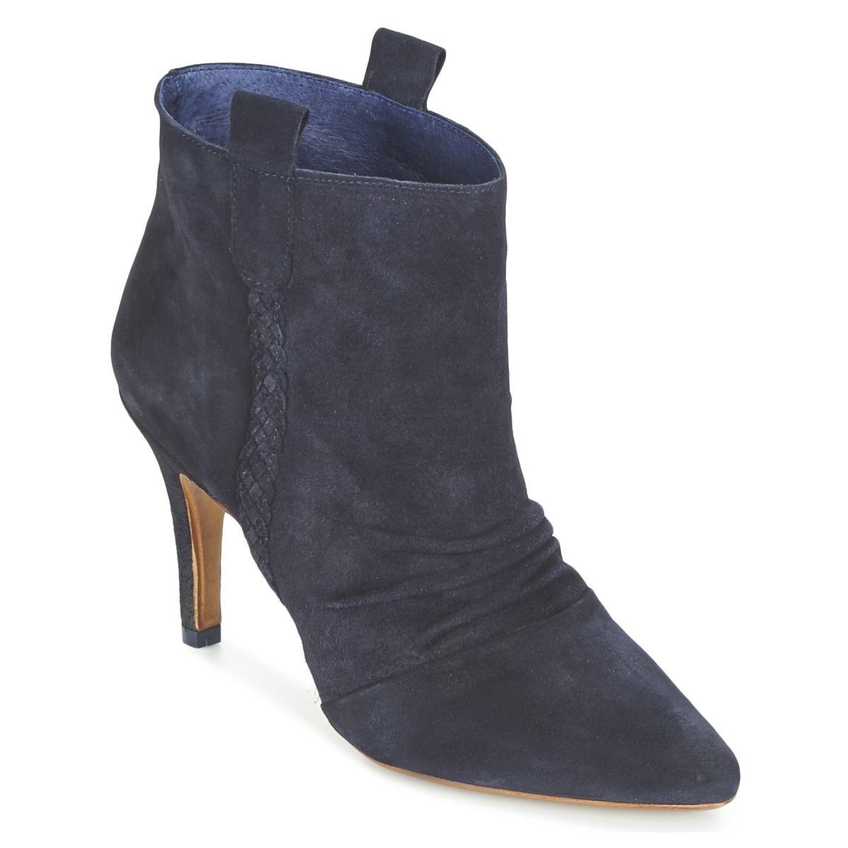 b1f73b42d06 Chaussures Bottines Tresse Ikks Cher Miranda Pinterest Marine Pas xwzIwr