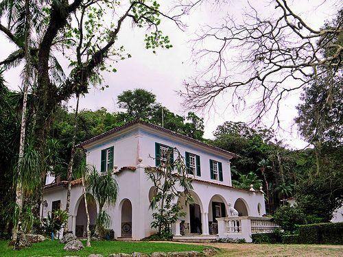 Museu Do Acude Castro Maia Alto Da Boa Vista Floresta Da