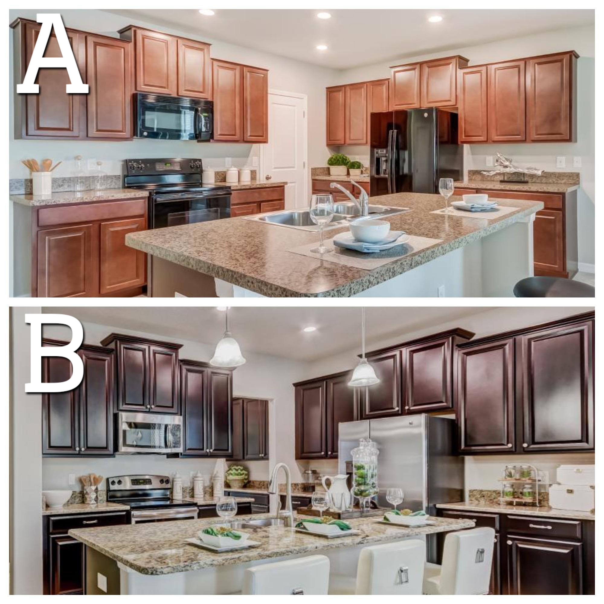 Appliances Raleigh If You Could Choose Which Kitchen Would You Rather Use A The