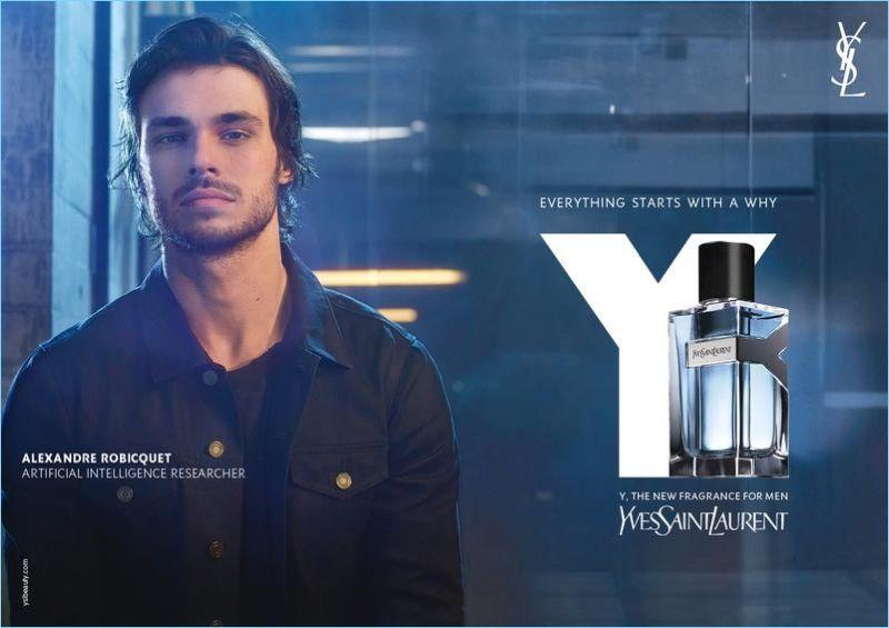 Yves Saint Laurent Taps 3 Stars For Y Fragrance Campaign Fragrance Campaign Fragrance Perfume Ad
