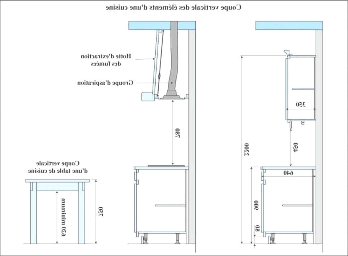 Hauteur Meuble Haut Cuisine Ikea Trick  Dimension meuble cuisine