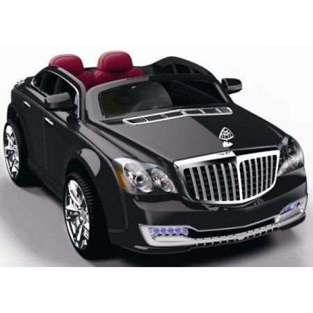 Mb Luxury Car Luxury Cars Kids Power Wheels Maybach