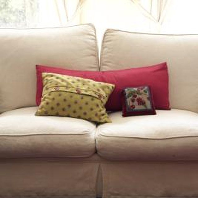 how to reupholster a couch without a removable cushion home sweet rh in pinterest com how to reupholster a sofa how to reupholster a sofa