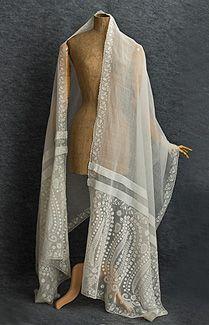 Directoire shawl