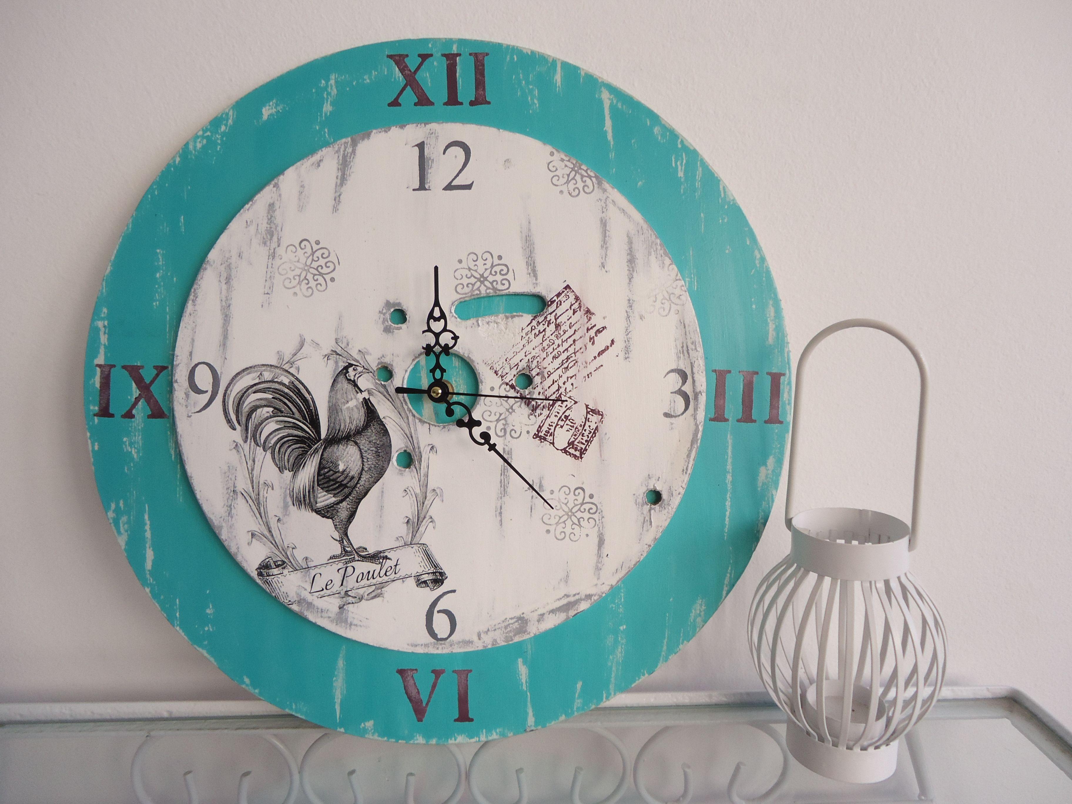 Resultado de imagen para relojes de pared vintage reloj - Reloj pared vintage ...