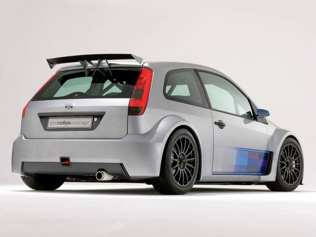 Ford Fiesta Rallye Concept Ford Fiesta Ford Modified Cars