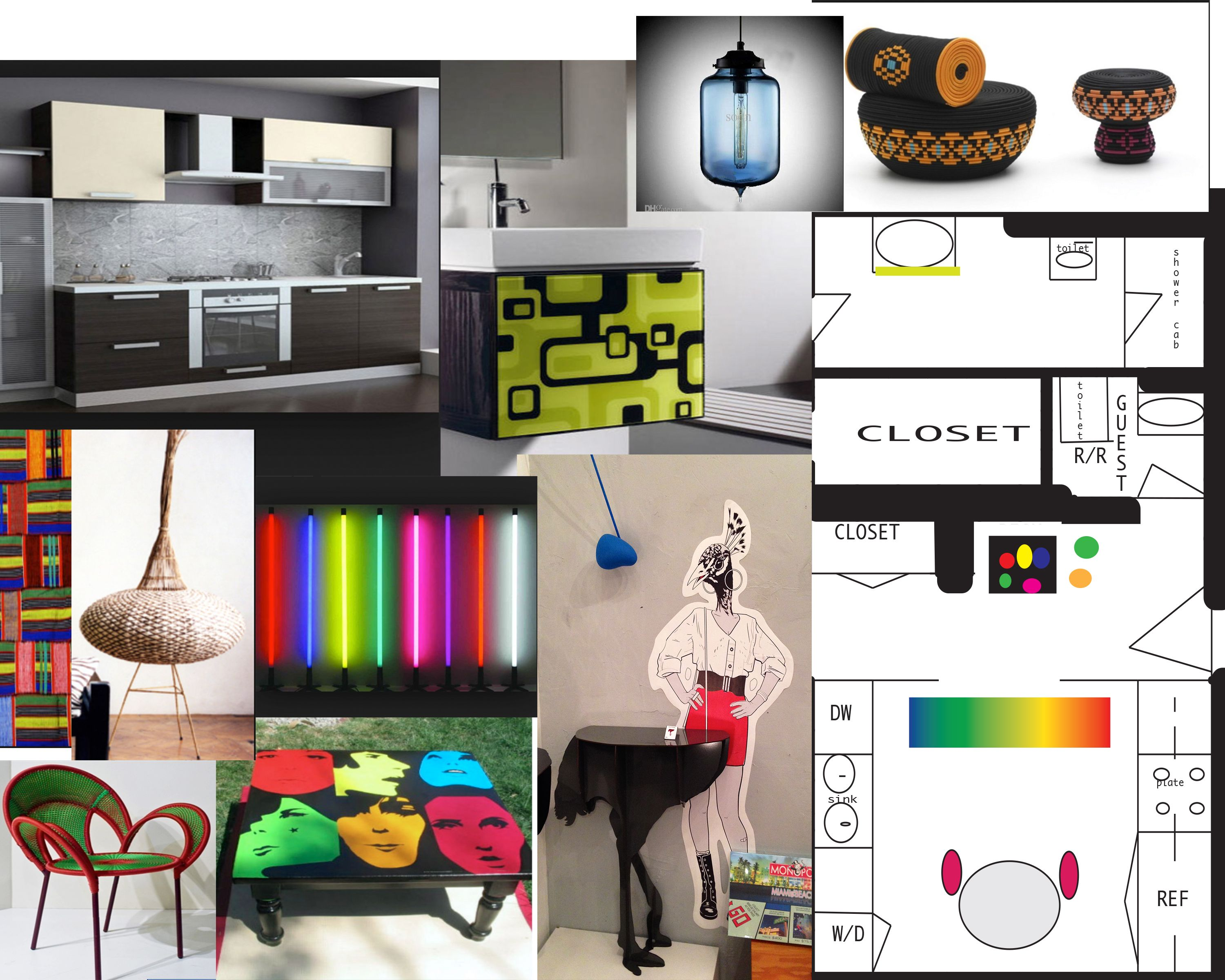 Pin by Art & Design Assistance on Collages Moodboards Concept