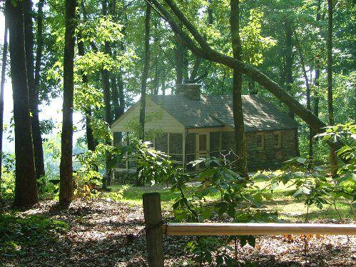 Attirant Monte Sano State Park, Alabama, Rental Cabins
