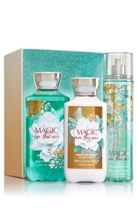 Magic In The Air Pure Magic Gift Set Bath Body Works Make