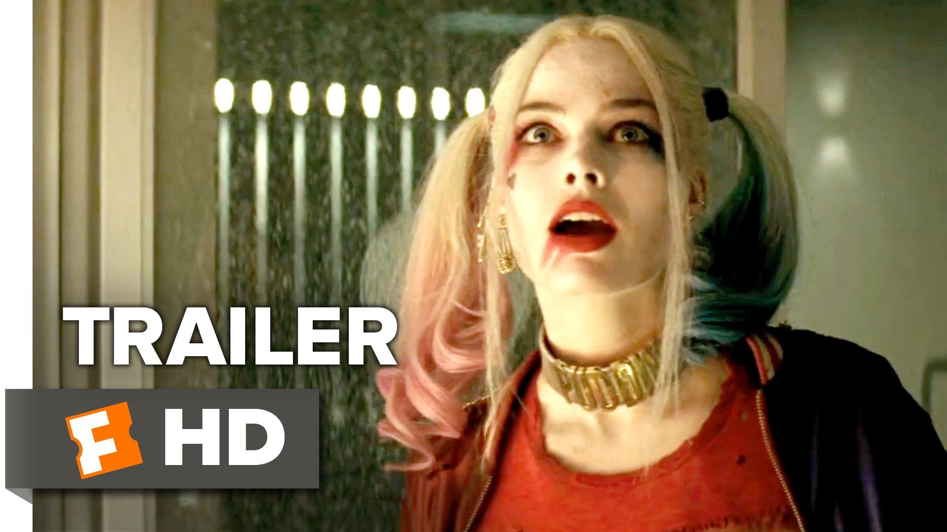 Suicide Squad Trailer HOLY. FREAKING. CRAP. That was
