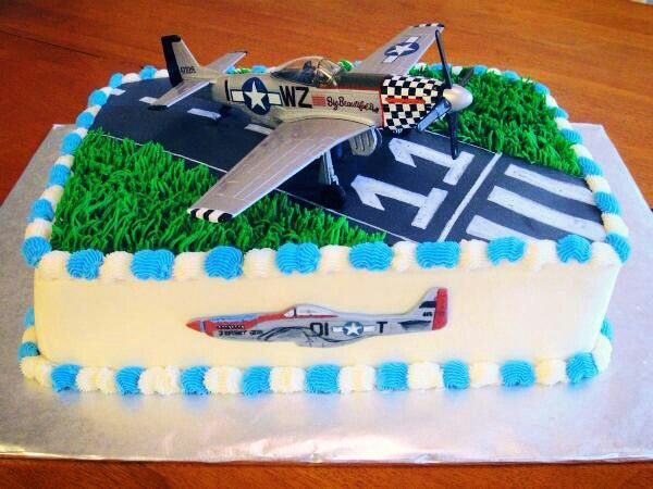 Airplane Cake Cakes Pinterest Cake Birthdays And