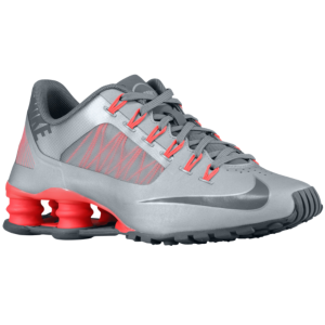 677535857ee70 Nike Shox Superfly R4 - Women s - Metallic Silver Hyper Punch Cool Grey