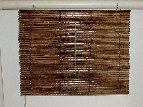 Como hacer cortinas de papel cesteria pinterest for Como hacer cortinas