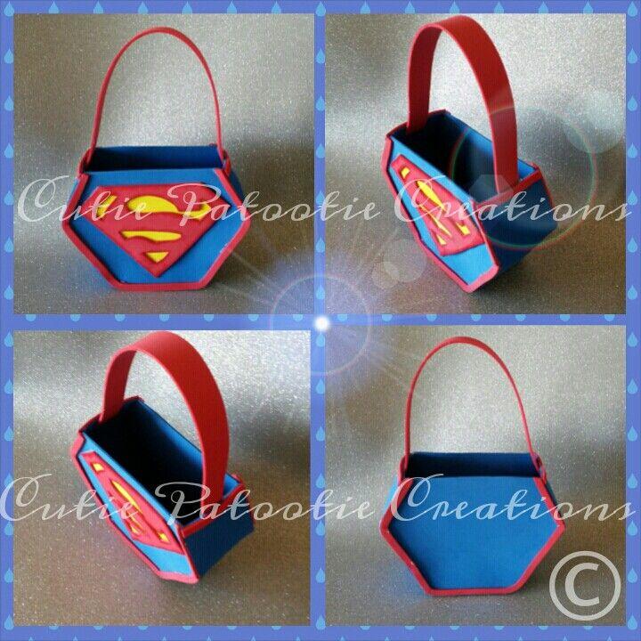 Superman Foami Candy Bags $3.50 each or $35 a dzn