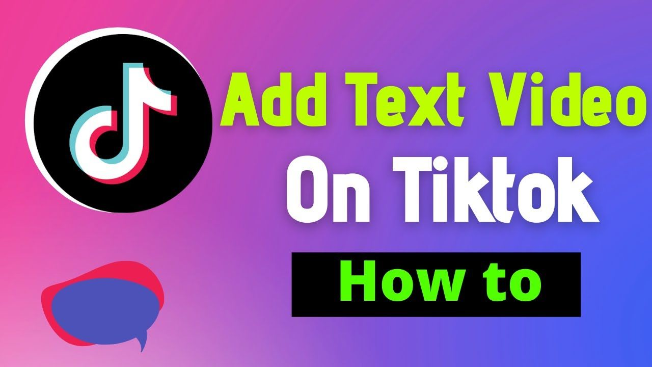 How To Add Text To Tiktok Videos At Different Times Get More Followers Tutorial App Interface