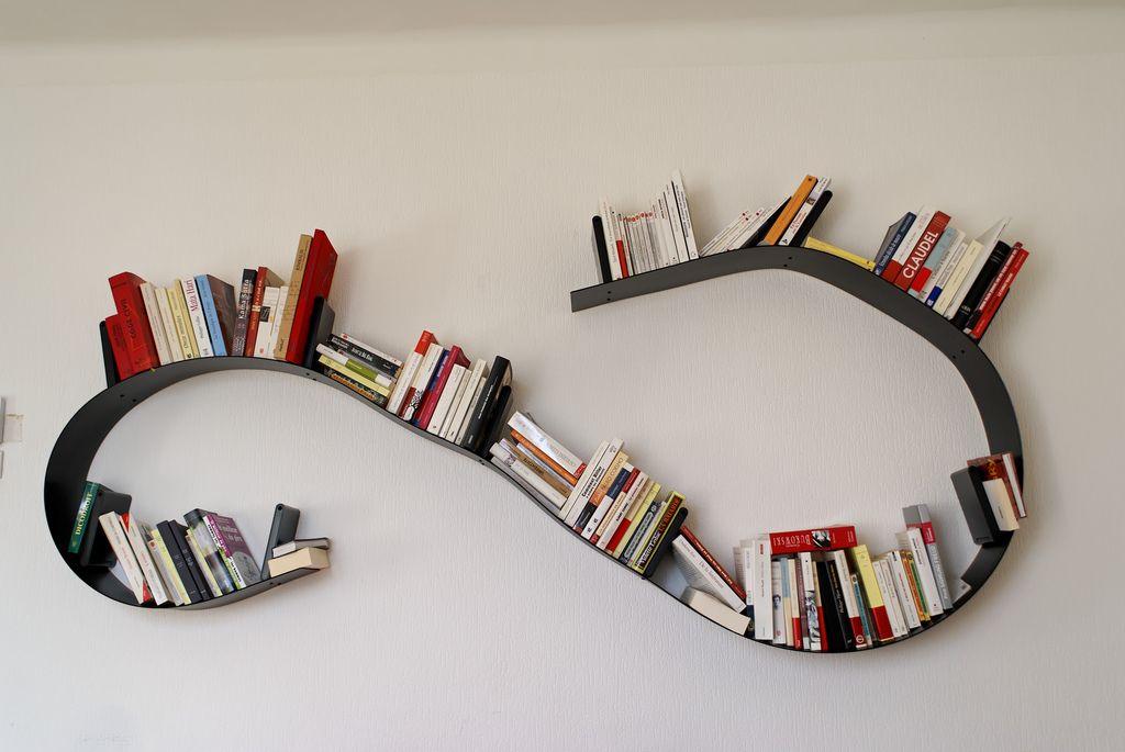 Kartell bookworm book shelf furniture pinterest bookshelves