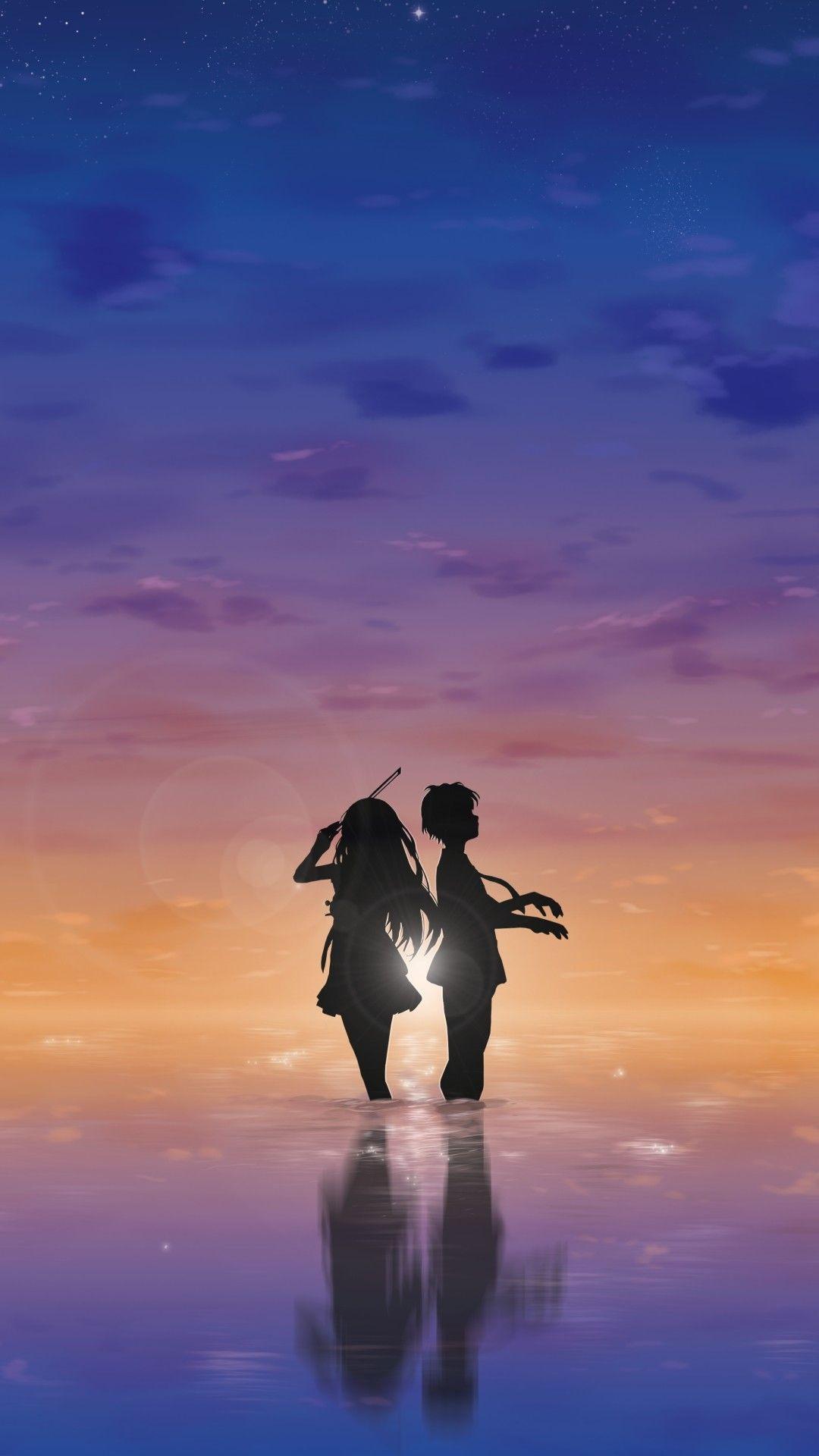 Shigatsu Wa Kimi No Uso Fondo Your Lie In April Anime Scenery Lie In April