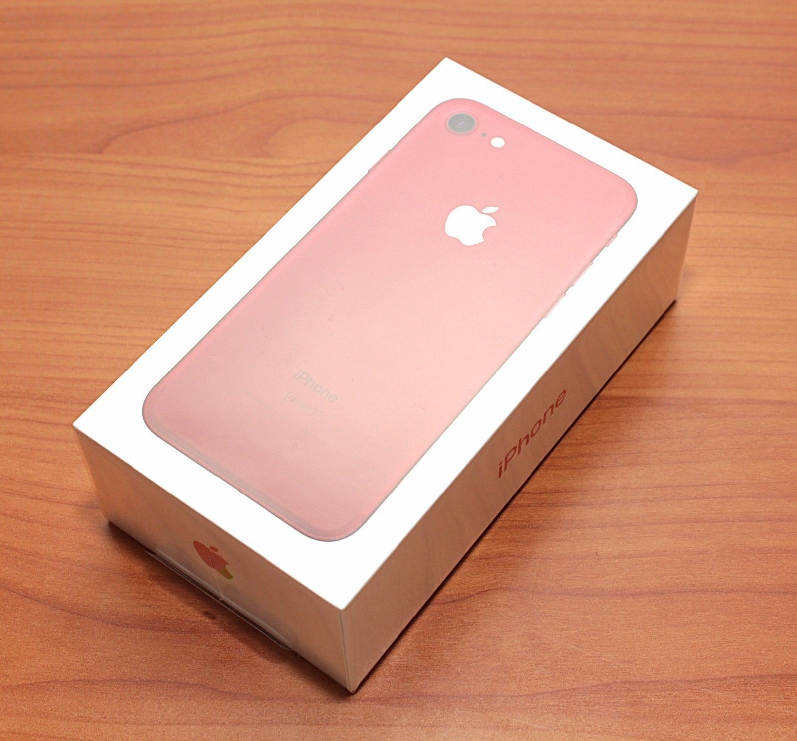 New Post Brand Unlocked Apple Iphone 7 128gb Red Special 128 Gb Edition