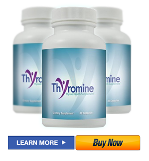 Thyromine Reviews Ingredients Research Bad Side Effects