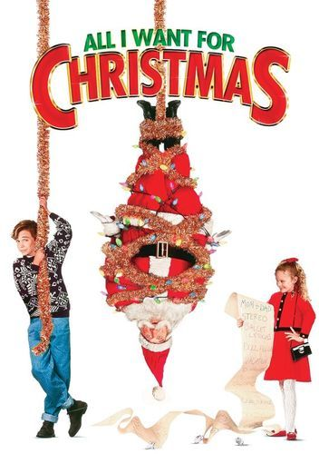 All I Want For Christmas Dvd 1991 Christmas Movies Best