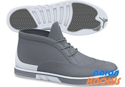 Jordan 12 Clave - grey