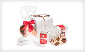 $29 for a Fortune-Cookie Holiday Gift Set with a Giant ...