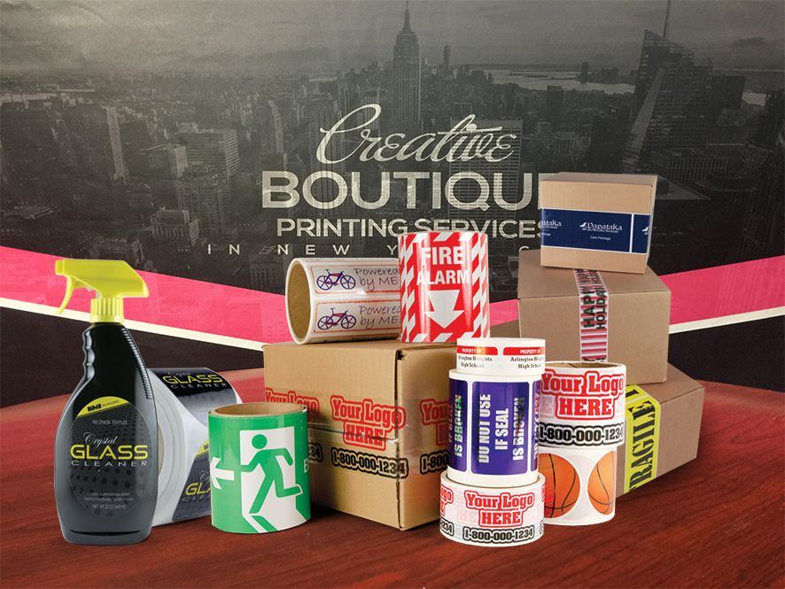 Most of the manufacturing businesses rely on printed custom sticker and quality label printing for a