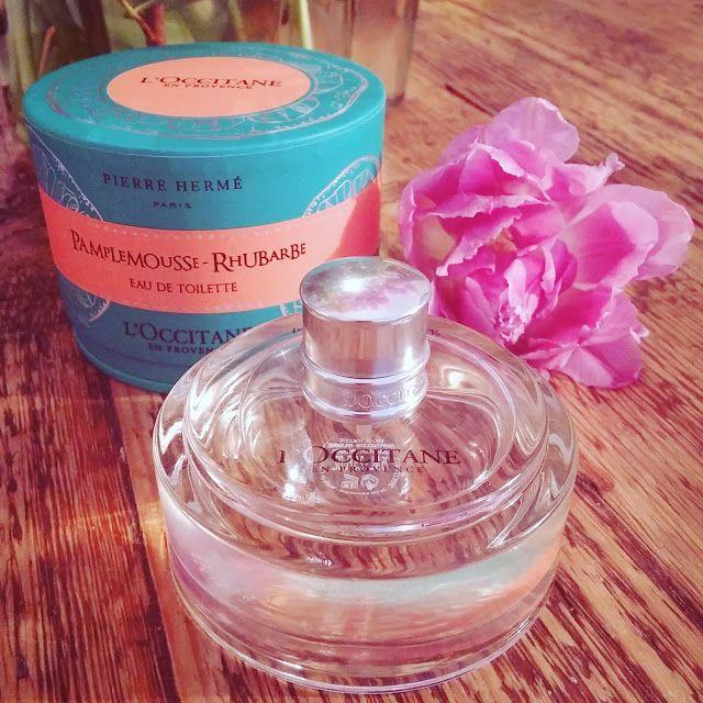 Minäkö keski-ikäinen?: L'occitane PampleMousse Rhubarbe Limited edition j...