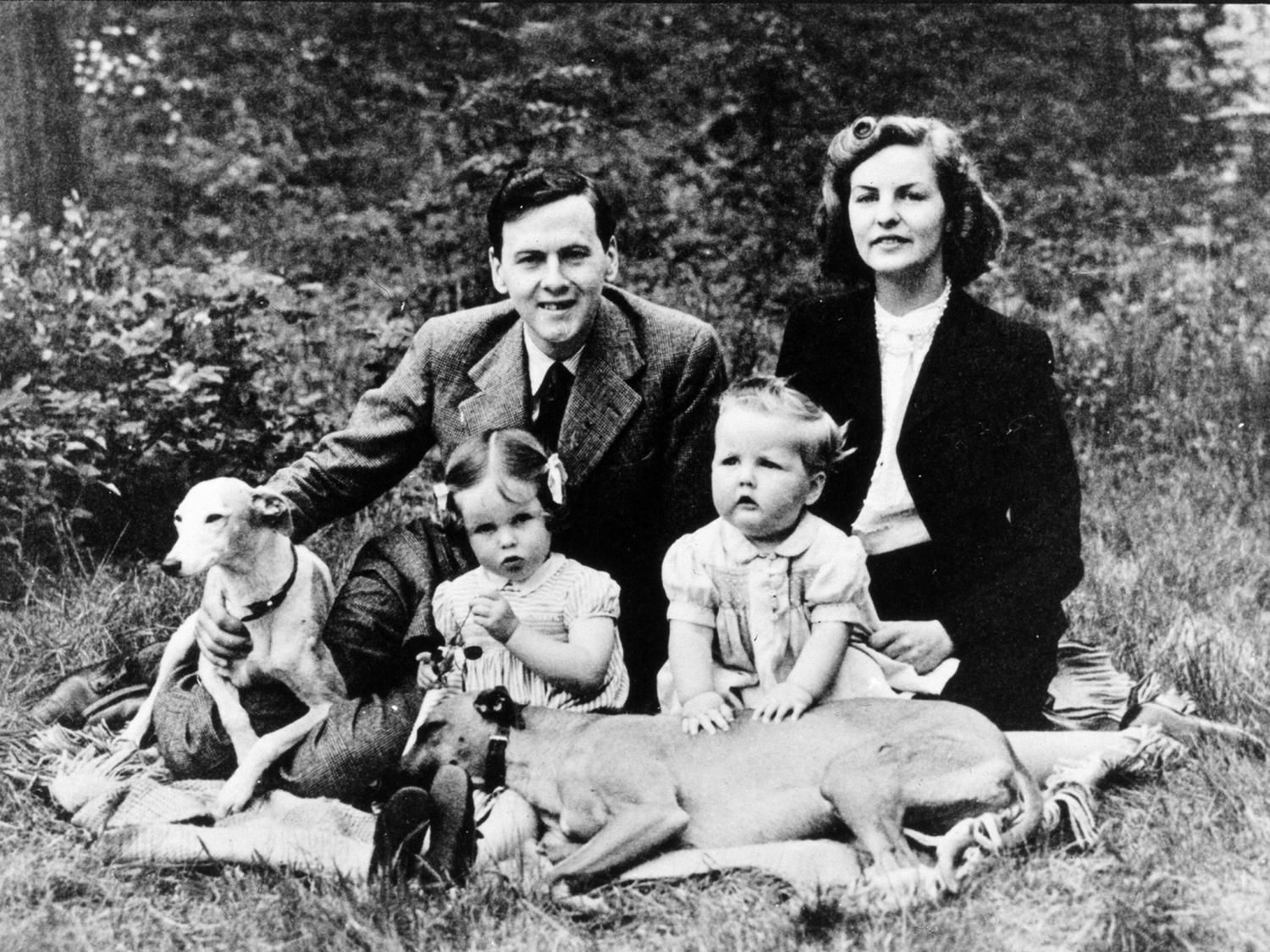 Dowager Duchess of Devonshire: The youngest Mitford sister, an acclaimed writer and the successful head of Chatsworth House